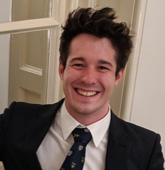 Photo of James Meech