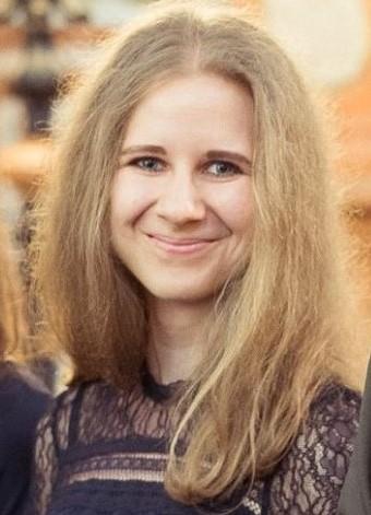 Photo of Greta Musteikyte