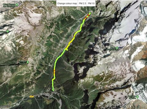 Alps Data