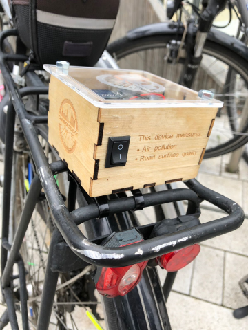 PDB and wood - no more loose connections, waterproof, not airtight, good-looking.
