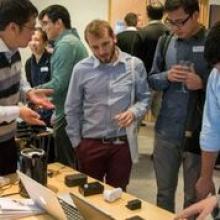 Sensor CDT project demonstration