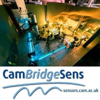Cambridge EPSRC Centre in Sensor Technologies announced