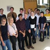 New Sensor CDT Students have arrived!