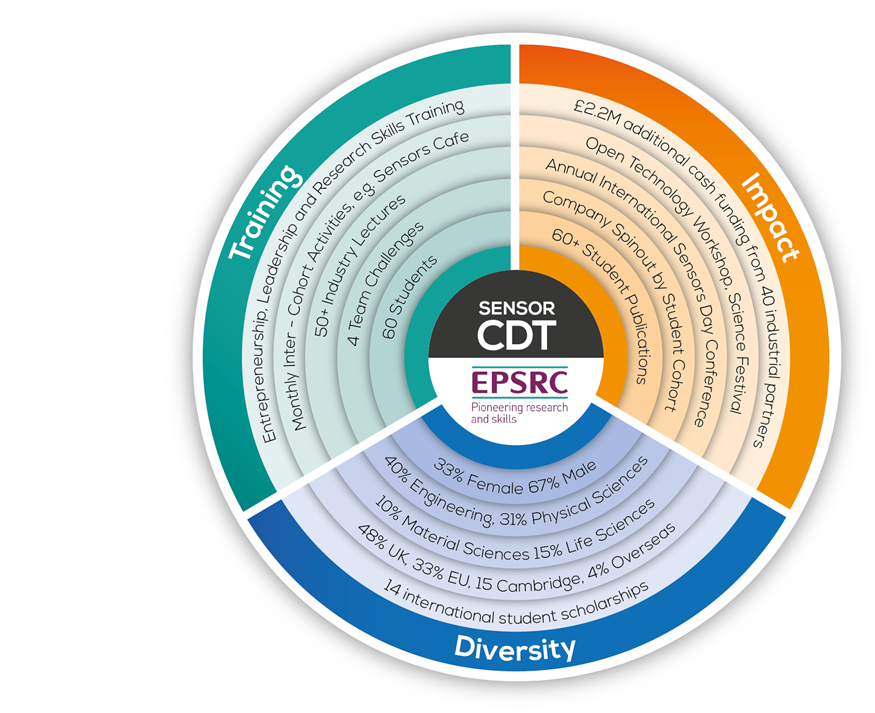 CDT in Figures Diagram